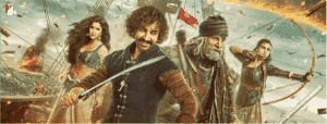 Thugs of Hindostan releasing Nov 8, 2018