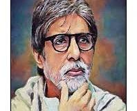 Amitabh Bachchan artwork