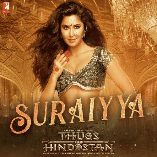 Making of Suraiyya Song | Thugs Of Hindostan | Katrina Kaif