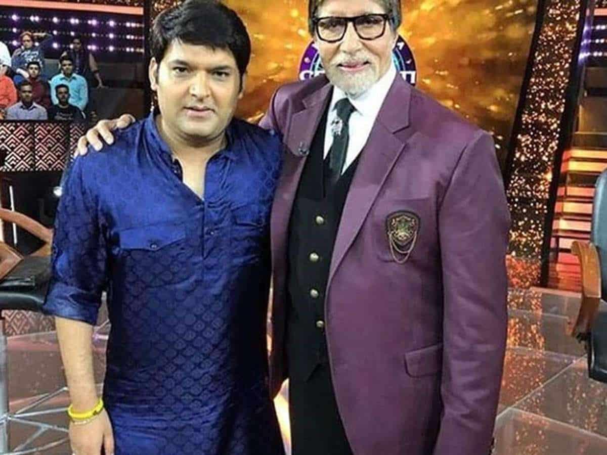 Kapil Sharma Asks Amitabh Bachchan the Secret to Happy Marriage and He Said 'Sorry' 21
