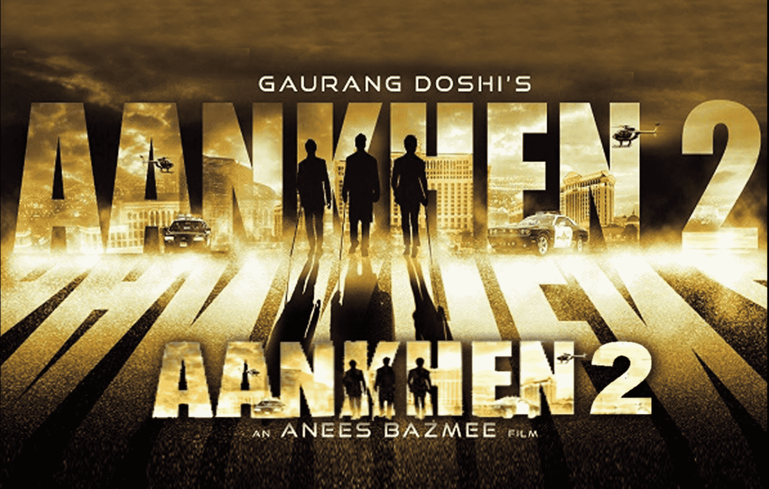 Aankhen 2 brings Anees Bazmee, Amitabh Bachchan together 7