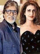 Did a film with Amitabh Bachchan when I was seven: Fatima Sana Shaikh 12