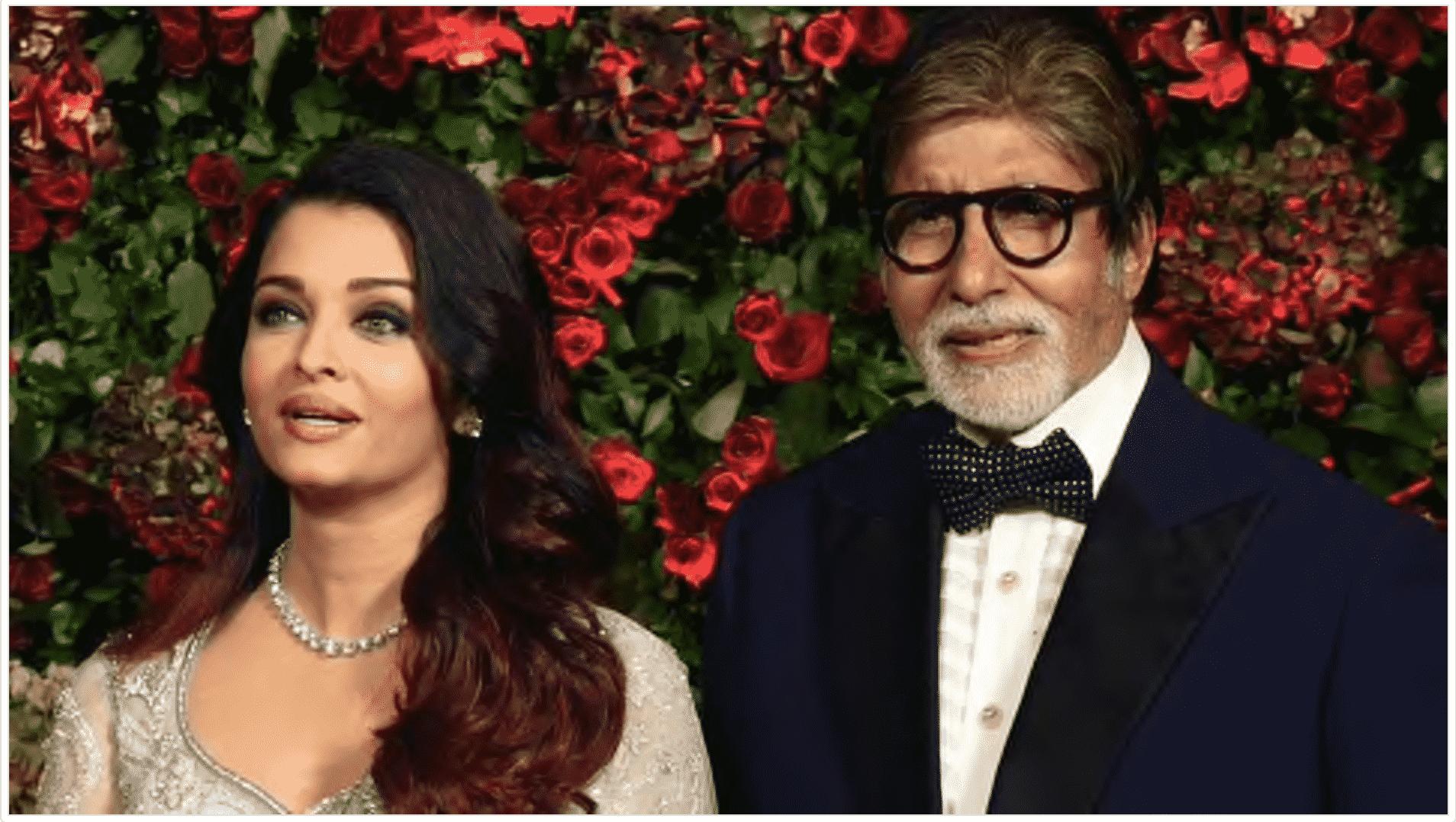 Aishwarya Rai and Amitabh Bachchan to work together in Mani Ratnam's period film? 1