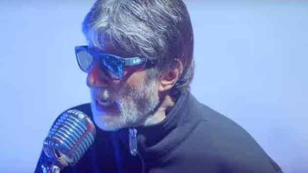 Amitabh Bachchan raps for Badla song Aukaat - watch video | Photo Credit: Twitter