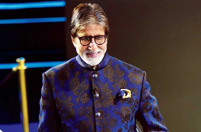 Amitabh Bachchan to shoot for Kaun Banega Crorepati - 11's new teaser 7
