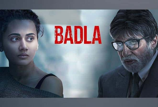 Badla Box office collection Day 17: Amitabh Bachchan-Taapsee Pannu's film collects Rs 74 crore 2