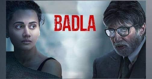 Amitabh4u - Amitabh Bachchan & Taapsee Pannu in Badla