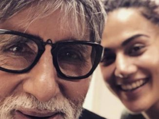 The actress now feels that they deserve a hattrick together after 'Pink' and 'Badla'.
