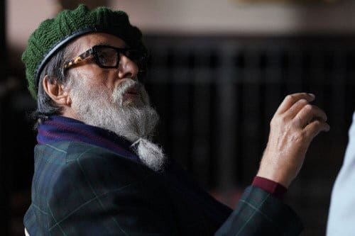 Amitabh Bachchan shares first look of Chehre 6