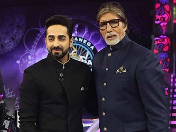 Ayushmann Khurrana opens up about working with Amitabh Bachchan 4