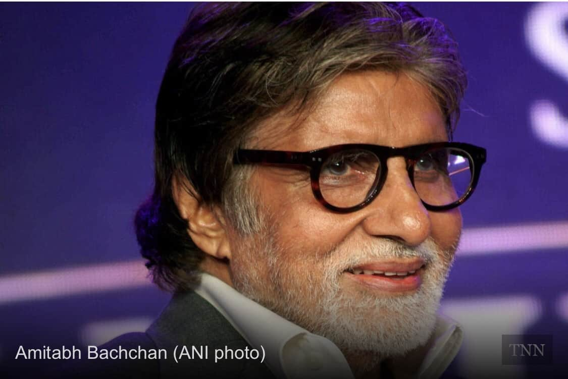 Amitabh Bachchan tweets on sewer deaths, his gifts to BMC 1