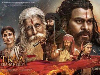Amitabh Bachchan - Sye Raa