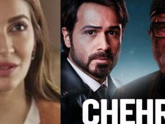 Kriti Kharbanda on Leaving Amitabh Bachchan's Chehre: Was Nothing That I Could do to Change my Dates 3