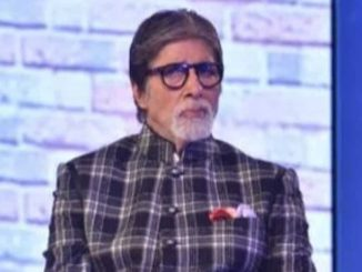 Amitabh Bachchan Off to Poland for Final Shoot of Chehre 1