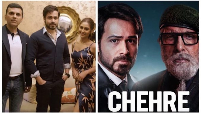 Chehre: TV actress Krystle D'Souza joins Amitabh Bachchan and Emraan Hashmi film